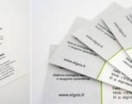 Vizitinių kortelių spauda 12 190x150 Vizitinės kortelės