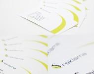Vizitinių kortelių spauda maketavimas 190x150 Vizitinės kortelės